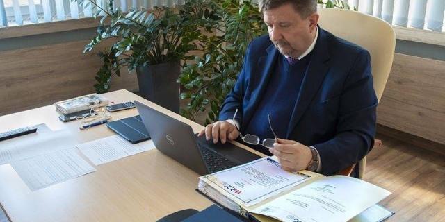 Prezydium Wojewódzkiej Rady Dialogu Społecznego Województwa Łódzkiego na temat COVID-19